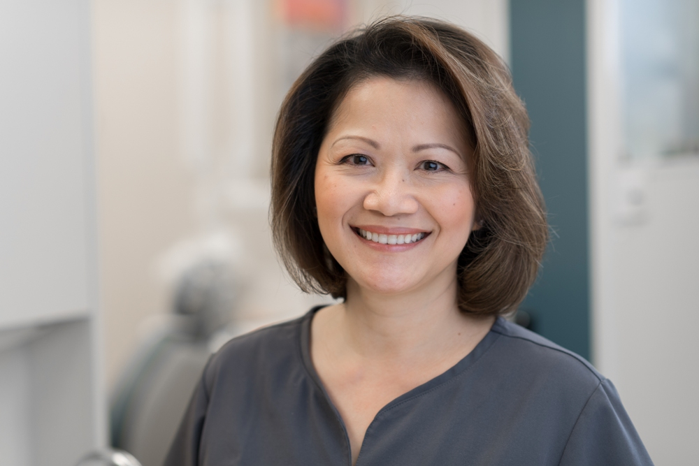Southlake local Dentist Dr. Moore